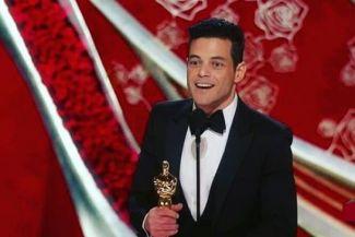 رامي مالك أمريكي من أصل مصري يحصد جائزة الأوسكار2019