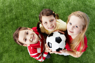 What is the right sport for your children