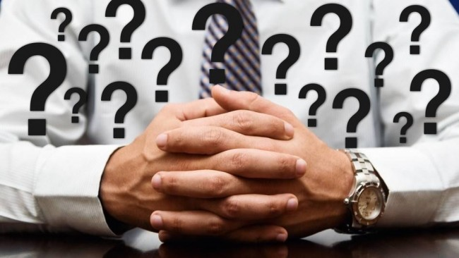 We have all interview questions you need