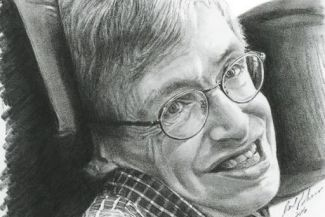 A quick overview of Stephen Hawking's life