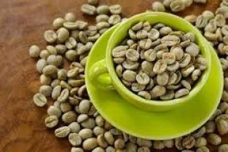 هيلين والقهوة الخضراء