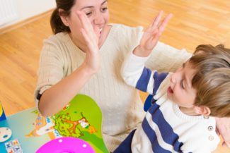 Building confidence of your child