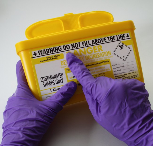There's Safety in a Sharps Container: Why You Should Keep One at Your Home