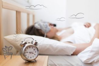 Wrong bedtime's habits cause sleep disturbance