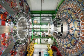 It exists for TRILLIONTH of a second but Brit scientists find particle to explain universe