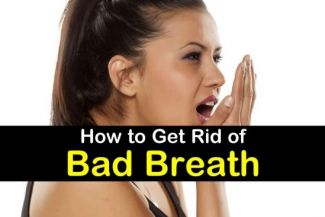 9 foods make you get rid of bad breath