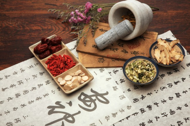 Traditional Chinese medicine for joint and back pain