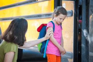 نصائح هامة للآباء والأمهات في اليوم الدراسي الأول في المدرسة لطفلهم
