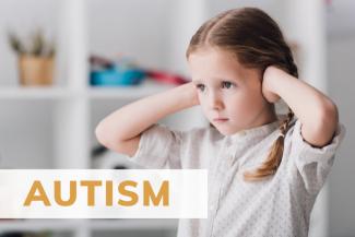 أعراض التوحد عند الأطفال من عمر سنة الي ثلاثة سنوات