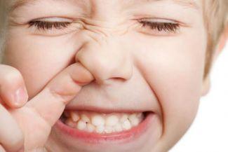 حساسية الأنف عند الأطفال: الأسباب والعلاج