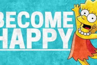 How to become happy in your life