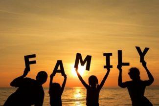 كيف تعيش حياة عائلية سعيدة