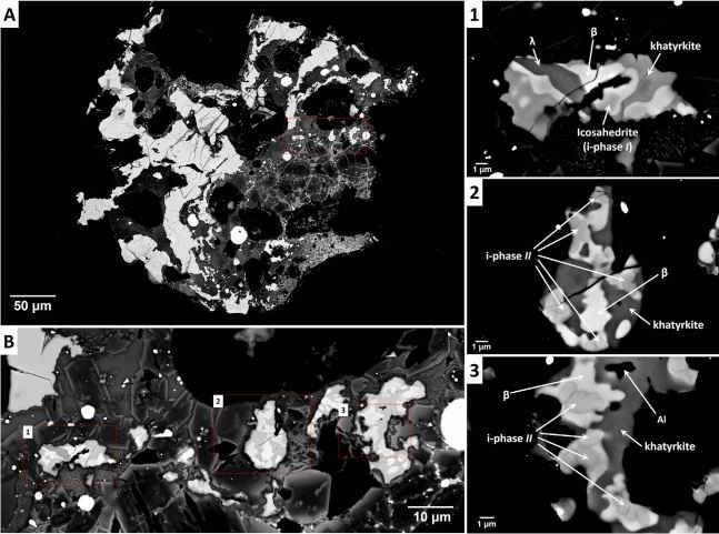 """""""Impossible"""" crystal new to science found in meteorite"""