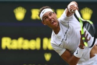 Wimbledon 2017: Rafael Nadal beats Karen Khachanov to reach last 16