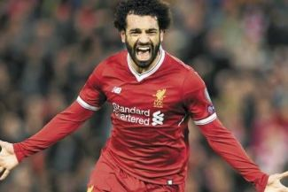المصري محمد صلاح يفوز بجائزة أفضل لاعب في إفريقيا