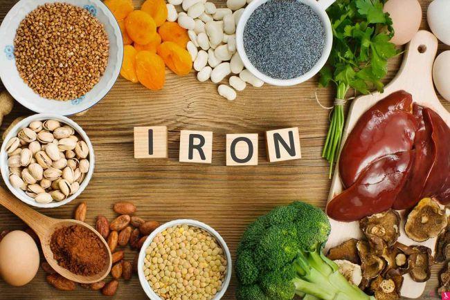تعرف على أهمية الحديد للجسم و أعراض نقصه وما هي الأطعمة الغنية بالحديد Orrec